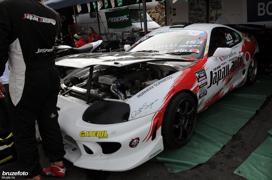 Toyota Supra Team Japan Auto Toyota