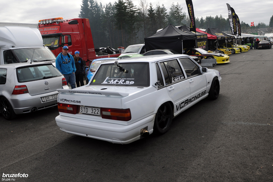 ErlandssonRacing Volvo 740 Volvo