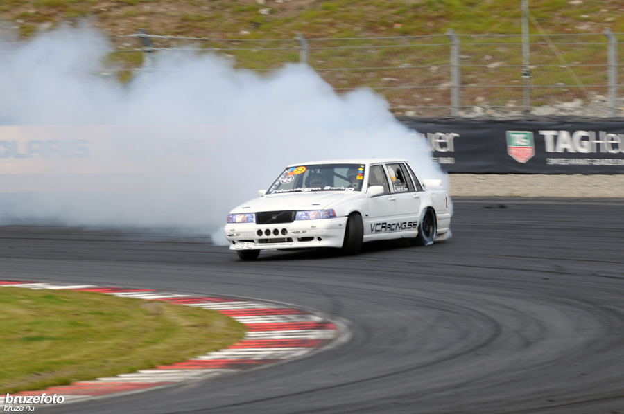 Volvo 740 ErlandssonRacing Volvo