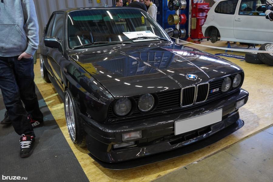 BMW E30 No Coast Racing  BMW