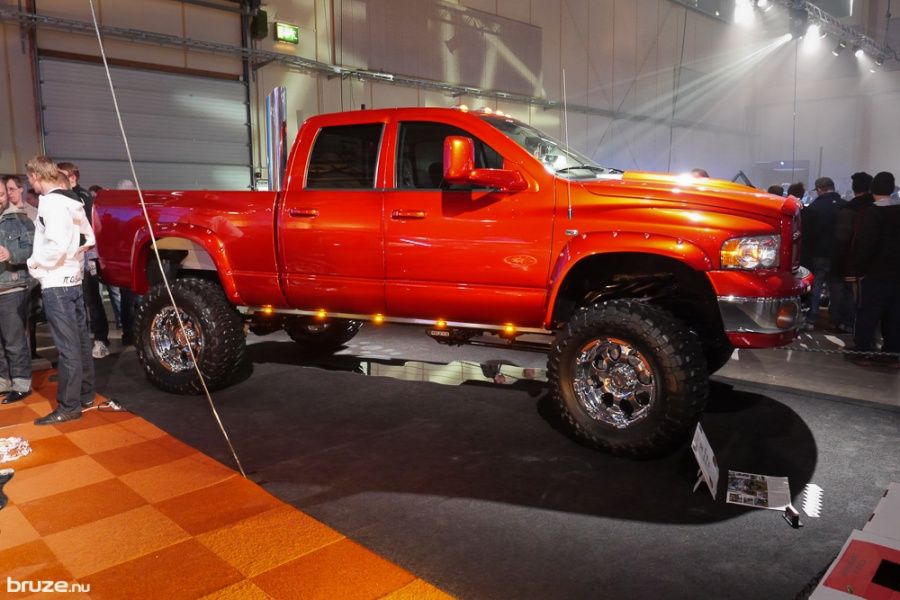 Pick-up Dodge