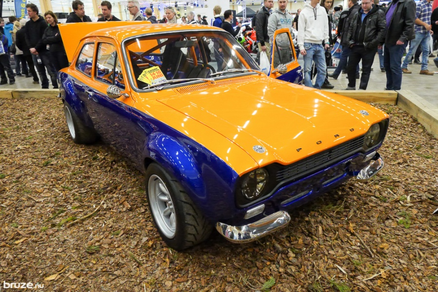 Runner Up 2013 Hall B (10 st utan inbördes ordning) Ford Escort Ford